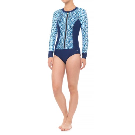 Next Spice Market Malibu One-Piece Swimsuit (For Women) in Navy