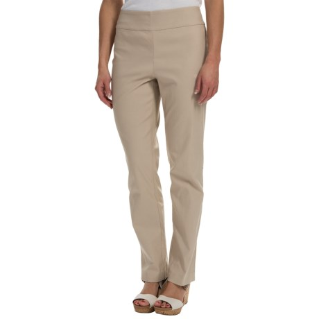 Nic + Zoe Wonder Stretch Pants (For Women)