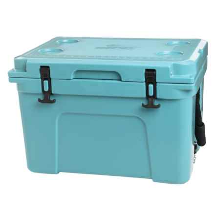 nICE Cooler Chest - 40L in Light Blue - Closeouts