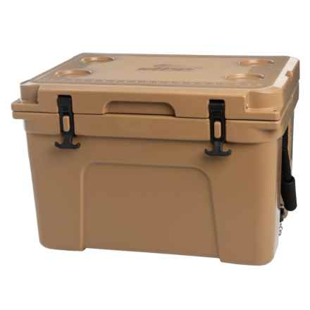 nICE Cooler Chest - 40L in Tan - Closeouts