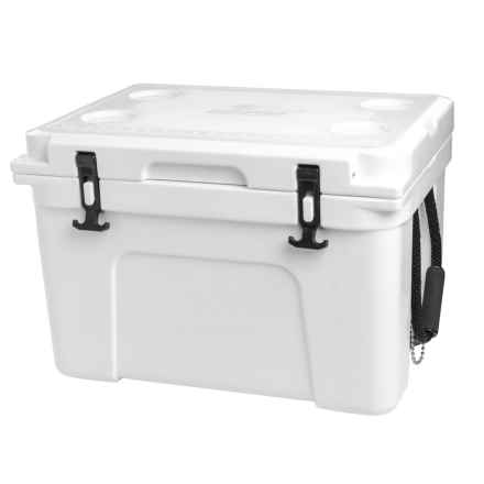 nICE Cooler Chest - 40L in White - Closeouts
