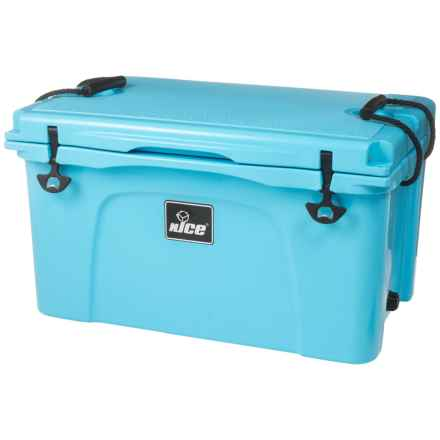 nICE Cooler Chest - 72 qt. in Blue - Closeouts