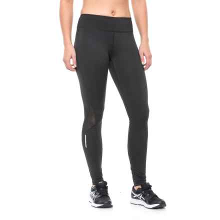 Nicole Miller Color-Blocked Leggings (For Women) in Black - Closeouts