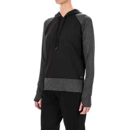Nicole Miller Hoodie (For Women) in Charcoal Heather - Closeouts