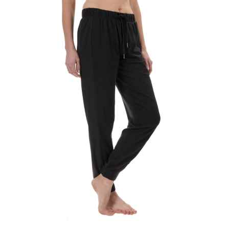 Nicole Miller Joggers (For Women) in Black - Closeouts