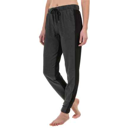 Nicole Miller Joggers (For Women) in Charcoal Heather - Closeouts