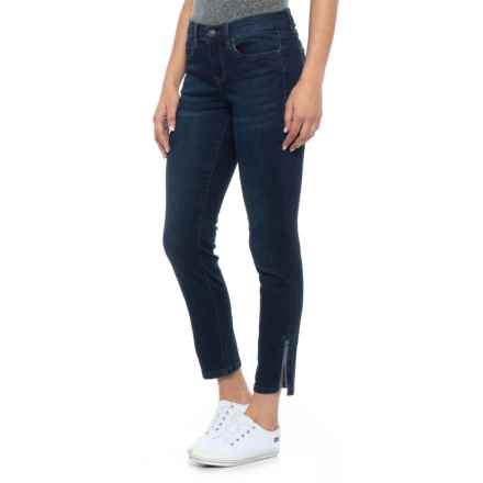 Nicole Miller Skinny Prospect Wash Jeans - Mid Rise (For Women) in Prospect Wash - Closeouts