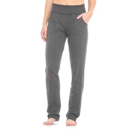 Nicole Miller Softhand Lounge Pants (For Women) in Flint Grey Heather - Closeouts