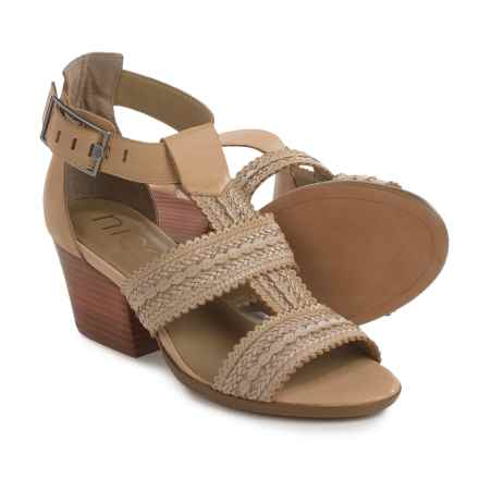 Nicole Tessie Sandals (For Women) in Stone - Closeouts