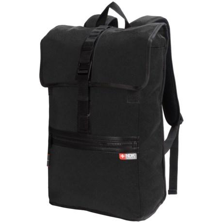 Nidecker Design NDK 17L Travel Backpack in Black