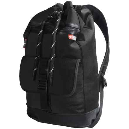 Nidecker Design NDK Cinched Backpack in Black - Closeouts