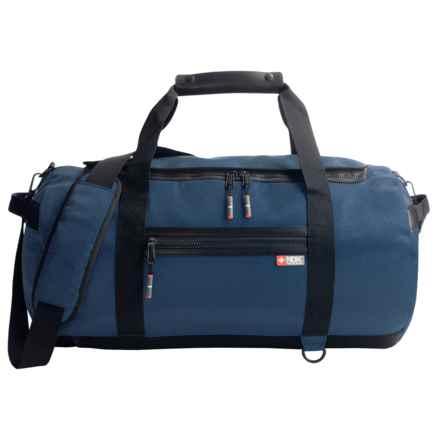 Nidecker Design NDK Convertible Duffel Bag in Indigo - Closeouts