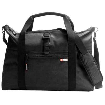 Nidecker Design NDK Duffel Bag in Black - Closeouts