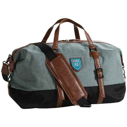 Nidecker Design NDK Duffel Bag in Lichen - Closeouts