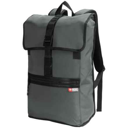 Nidecker Design NDK Travel Backpack in Grey - Closeouts