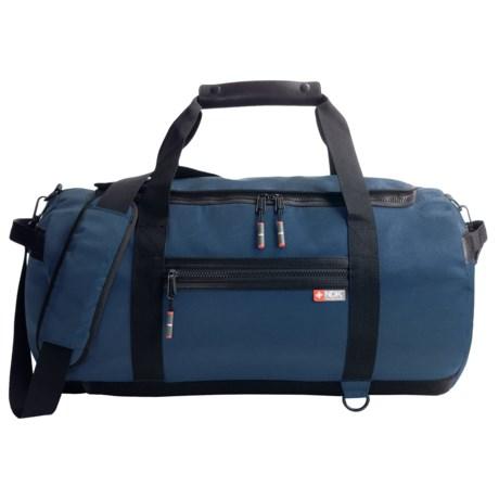 Nidecker NDK Convertible 45L Duffel Bag in Indigo
