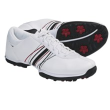 Nike Golf Delight Golf Shoes (For Women) in White/Black Varsity/Red - Closeouts