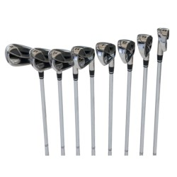 Nike Golf Machspeed X Iron Set - 4-AW in See Photo