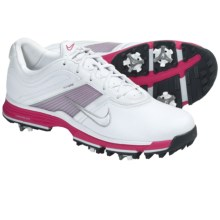 Nike Golf Nike Lunar Links Golf Shoes (For Women) in White/White Metallic/Silver Spark - Closeouts