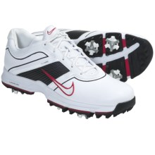 Nike Golf Nike Lunar Links Golf Shoes (For Women) in White/White Siren/Red Black - Closeouts