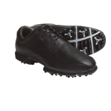 Nike Golf Tour Premium Golf Shoes (For Men) in Black/Gunmetal - Closeouts