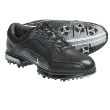 Nike Golf Zoom Advance Golf Shoes (For Men) in Black/Metallic Silver/Black - Closeouts