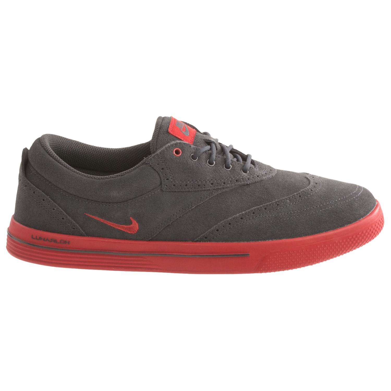 Nike Lunar Swingtip Suede Golf Shoes