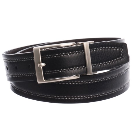 Nike Reversible Harness Belt - Leather (For Men) in Black/Brown