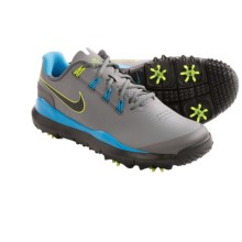 Nike Tiger Woods 2014 Golf Shoes (For Men) in Grey/Blue - Closeouts