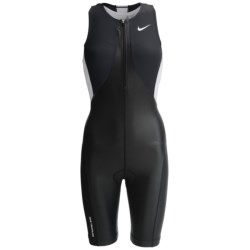 Nike Tri Suit (For Women) in Black