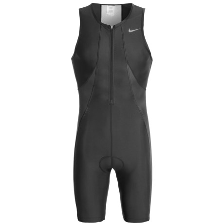 Nike Vented Tri Suit (For Men) in Stealth
