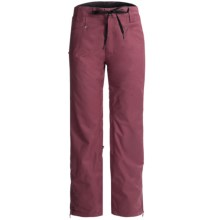Nikita Pilatus Snowboard Pants - Waterproof (For Women) in Wine - Closeouts