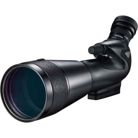 Nikon Prostaff 5 Spotting 82-A 20-60x Angled Body Scope - Reconditioned in Black - 2nds