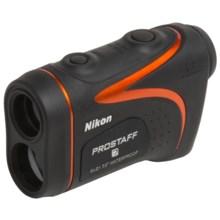Nikon Prostaff 7 Laser Rangefinder in Black - Closeouts