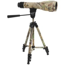 Nikon Spotter XL Spotting Scope Outfit - 16-48x60, Realtree® Camo in See Photo - 2nds