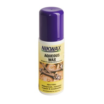 Nikwax Aqueous Wax - Neutral, 4.2 oz in Asst