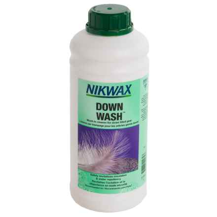Nikwax Down Wash - 1L in See Photo - Closeouts