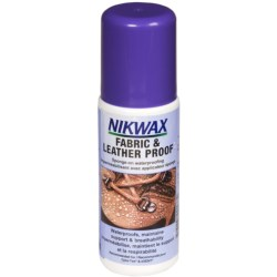 Nikwax Fabric & Leather Proof - 4.2 fl.oz. in Asst