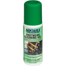 Nikwax Footwear Cleaning Gel - 4.2 fl.oz. in Asst - Closeouts