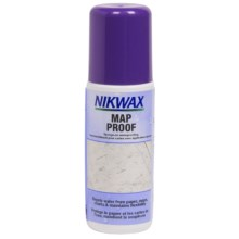 Nikwax Map Proof Dual Paper Treatment in See Photo - Closeouts