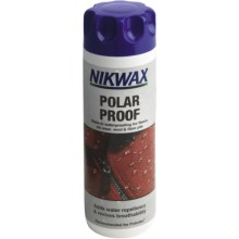 Nikwax PolarProof Waterproofing Solution - 10 fl.oz., Wash In in Asst - Closeouts