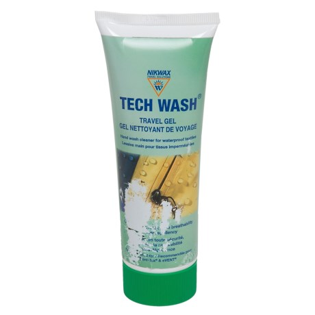 Nikwax Tech Wash Travel Gel