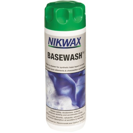Nikwax Wash-In Basewash - 10 fl.oz.