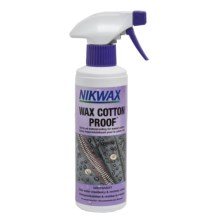 Nikwax Wax Cotton Proof - 10 fl.oz. in Green/Vert - Closeouts