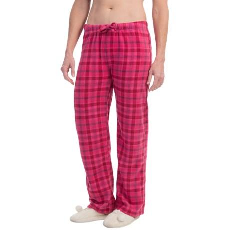 Nina Capri Polar Fleece Lounge Pants (For Women)