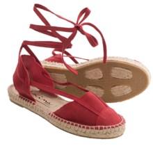 Nina Esperanza Shoes - Nubuck (For Women) in Red - Closeouts