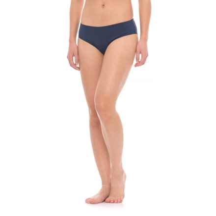 Nip Tuck Swim Bikini Bottoms (For Women) in Navy - Closeouts