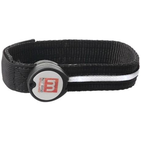 Nitebeams Arm/Leg Band - Small in White/Black