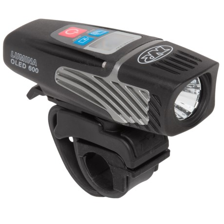 Niterider Lumina OLED 600 Bike Light