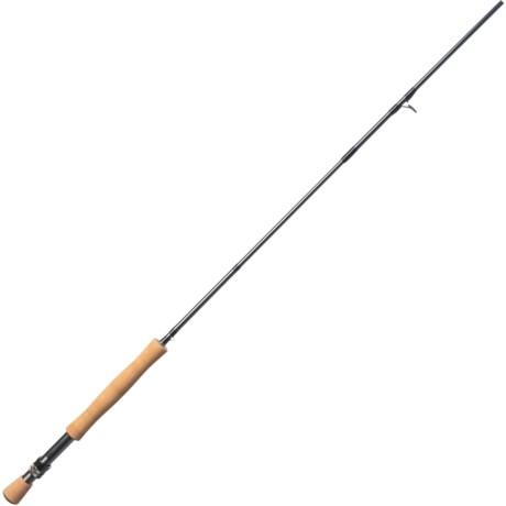 Nitrocarbon Fly Rod – 6wt, 9? 4-Piece